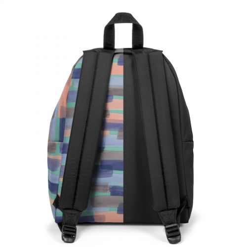 Re-built: Recycled Padded Pak'r® Black/Dusty Strokes Backpacks by Eastpak - view 4