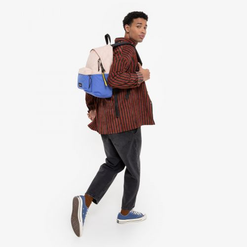 Padded Pak'r® Soft Pink/Blue Backpacks by Eastpak - view 17
