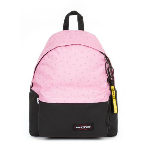 Padded Pak'r® Pink Diamond/Black Backpacks by Eastpak - view 1
