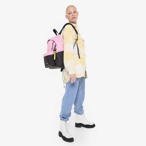 Padded Pak'r® Pink Diamond/Black Backpacks by Eastpak - view 16