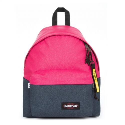 Padded Pak'r® Pink/Melange Backpacks by Eastpak - view 1