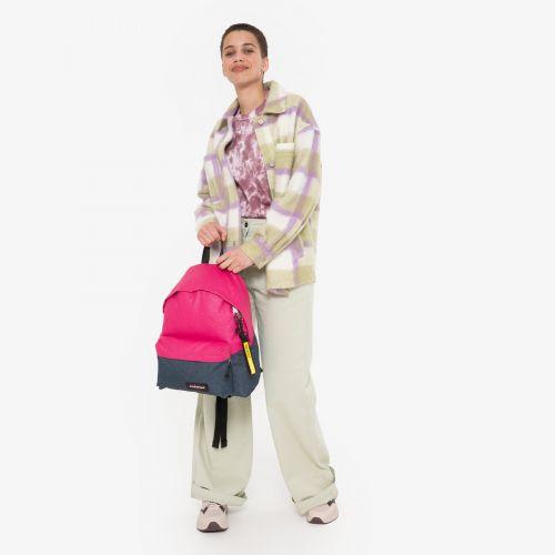 Padded Pak'r® Pink/Melange Backpacks by Eastpak - view 15