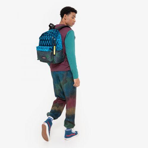 Padded Pak'r® Velvet/Palm Backpacks by Eastpak - view 17