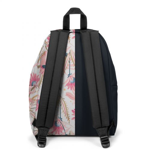 Re-built: Recycled Padded Pak'r® Black/Soft Summer Backpacks by Eastpak - view 4