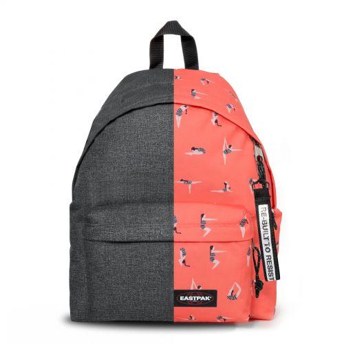 Re-built: Recycled Padded Pak'r® Dark Denim/Deep Dive Backpacks by Eastpak - view 1