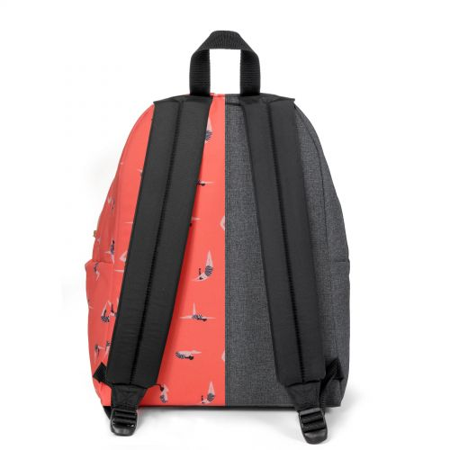 Re-built: Recycled Padded Pak'r® Dark Denim/Deep Dive Backpacks by Eastpak - view 4