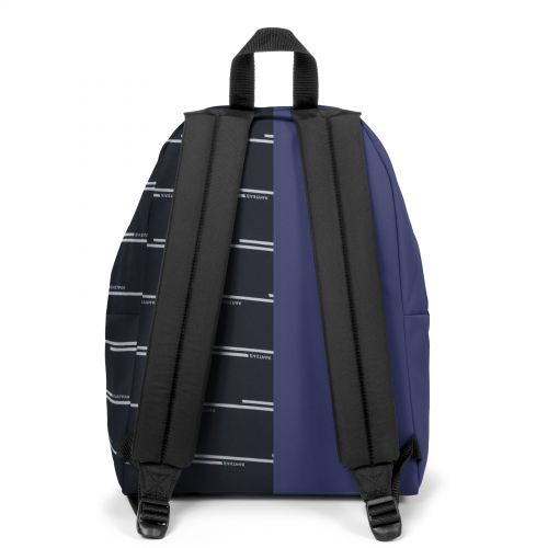 Re-built: Recycled Padded Pak'r® Deep Blue/Bold Backpacks by Eastpak - view 4