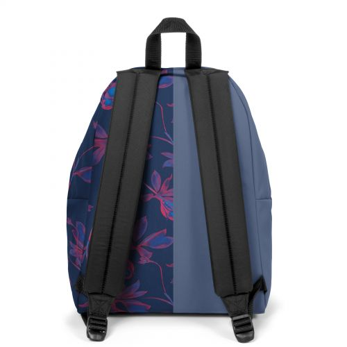Re-built: Recycled Padded Pak'r® Blue/Flowers