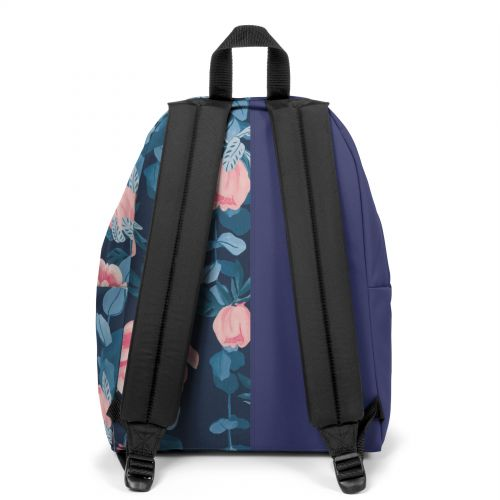 Re-built: Recycled Padded Pak'r® Purple/Tropical Flowers