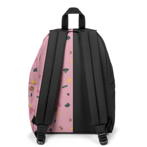 Re-built: Recycled Padded Pak'r® Black/Abstract Print