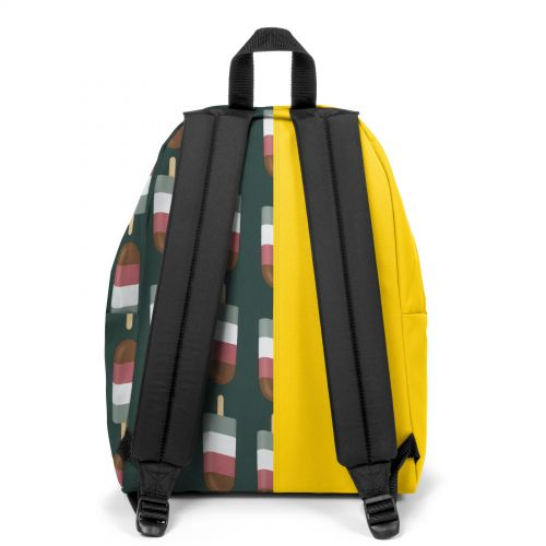 Re-built: Recycled Padded Pak'r® Yellow/Popsicles