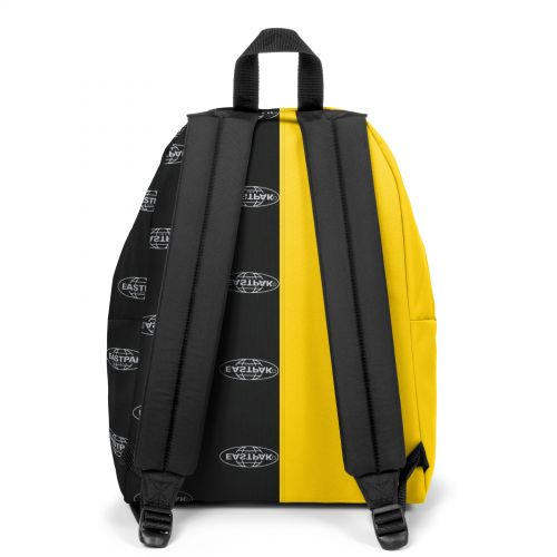 Re-built: Recycled Padded Pak'r®Yellow/Eastpak Logo
