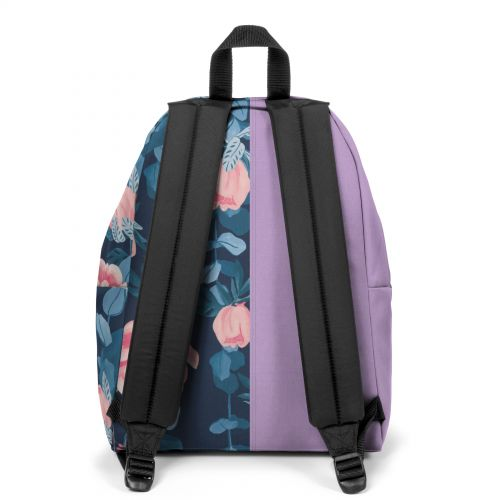 Re-built: Recycled Padded Pak'r® Light Mauve/Floral Print