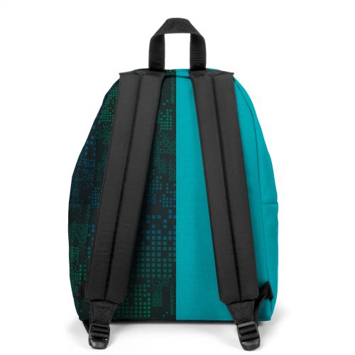 Re-built: Recycled Padded Pak'r® Blue/Dots Print