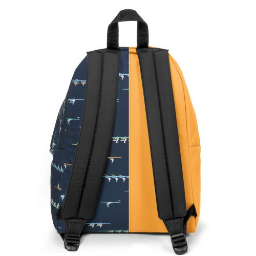 Re-built: Recycled Padded Pak'r® Gold/ Boats