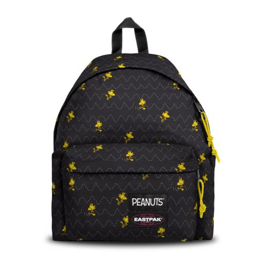 Padded Pak'R® Peanuts Woodstock with Keychain Backpacks by Eastpak - view 1