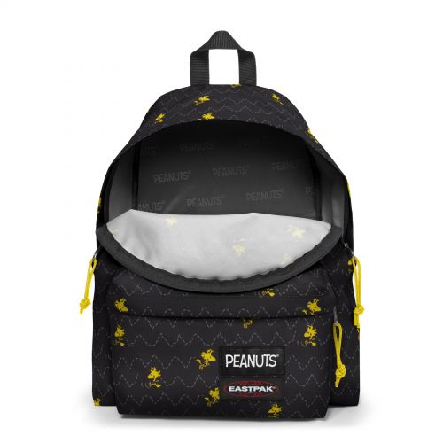 Padded Pak'R® Peanuts Woodstock with Keychain Backpacks by Eastpak - view 3