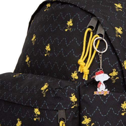 Padded Pak'R® Peanuts Woodstock with keychain