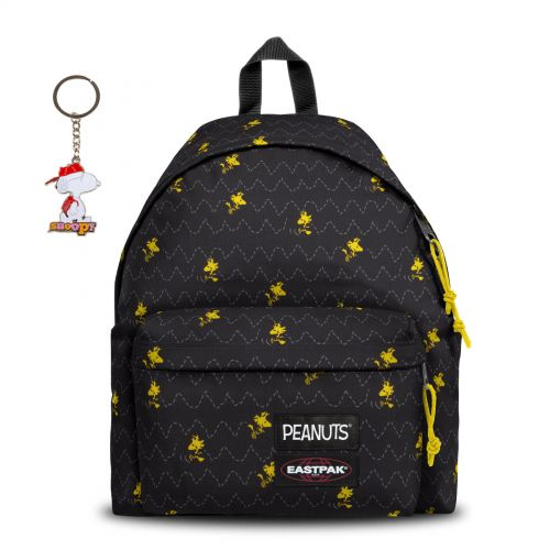 Padded Pak'R® Peanuts Woodstock with Keychain Backpacks by Eastpak - view 11