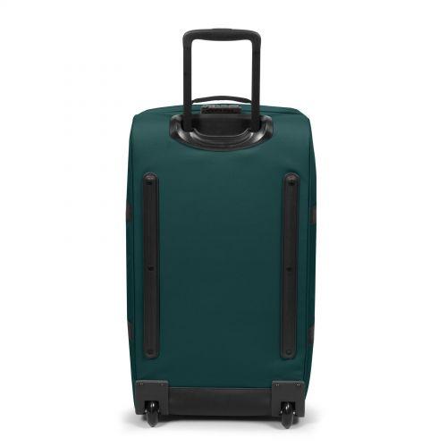 Tranverz M Emerald Green Luggage by Eastpak