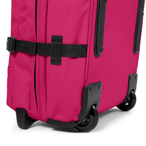 Tranverz M Ruby Pink Luggage by Eastpak