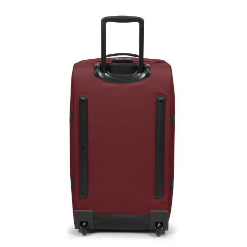 Tranverz M Brisk Burgundy Luggage by Eastpak