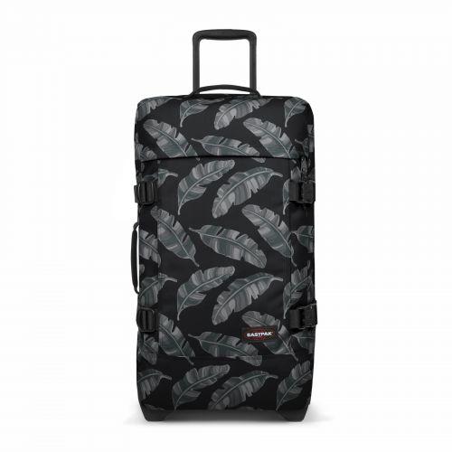 Tranverz M Brize Leaves Black Luggage by Eastpak