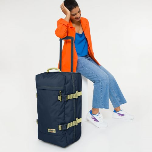 Tranverz M Blakout Stripe Icy Luggage by Eastpak - view 0