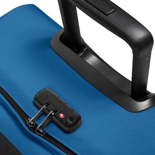 Tranverz M Mysty Blue Luggage by Eastpak