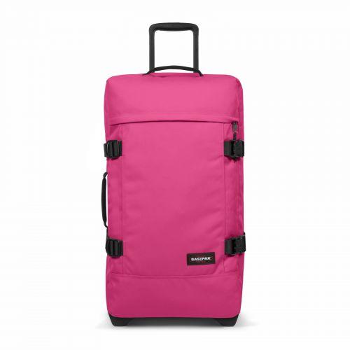 Tranverz M Pink Escape Luggage by Eastpak