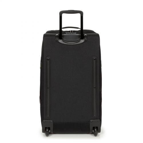 Tranverz M Black Snap Luggage by Eastpak