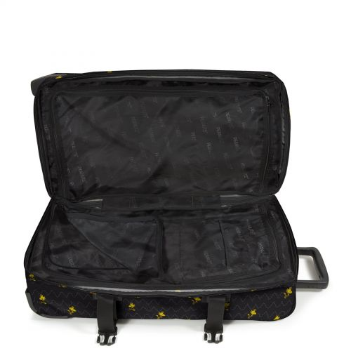Tranverz M Peanuts Woodsto Luggage by Eastpak