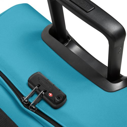 Tranverz M Soothing Blue Luggage by Eastpak