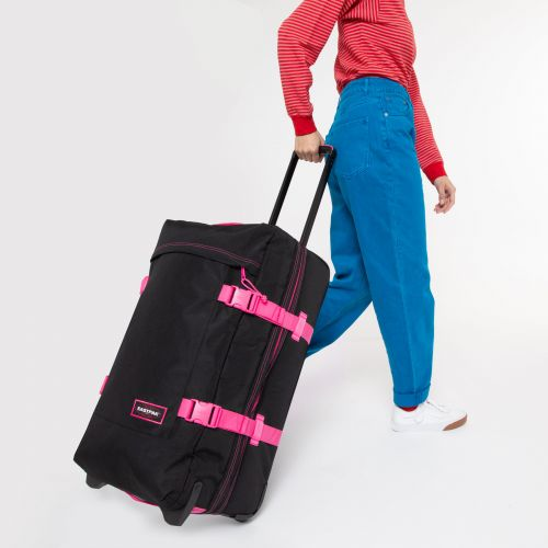 Tranverz L Kontrast Escape Luggage by Eastpak