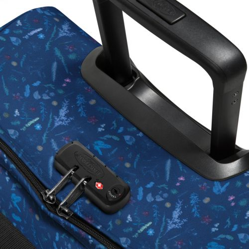 Tranverz L Herbs Navy Luggage by Eastpak