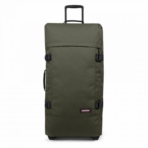 Tranverz L Crafty Olive Luggage by Eastpak