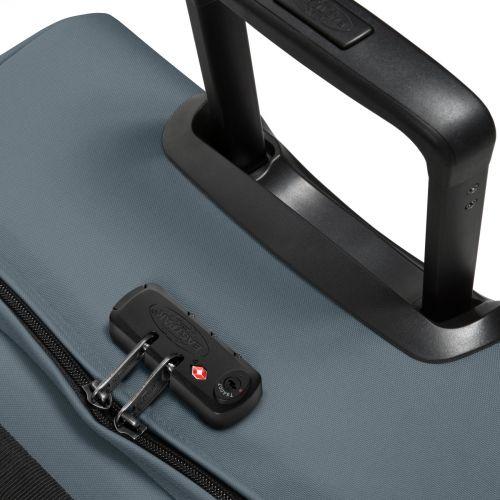 Tranverz L Afternoon Blue Luggage by Eastpak