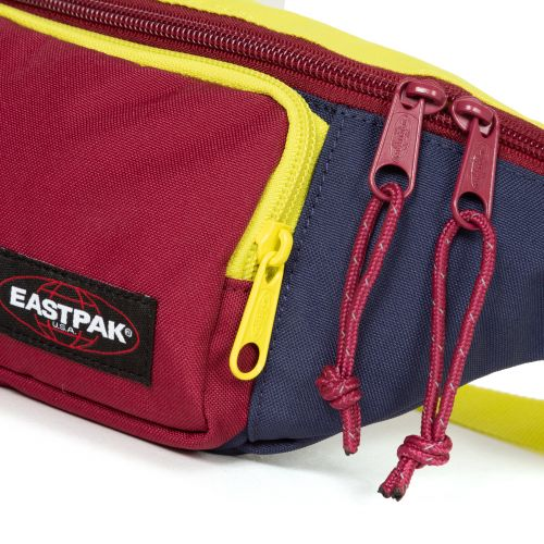 Page Color Blocked Midnight Default Category by Eastpak