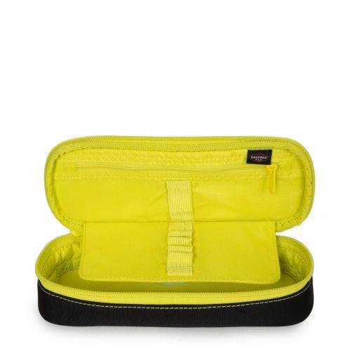 Oval Single Kontrast Lime Default Category by Eastpak