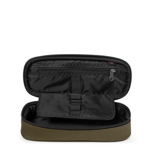 Oval Single Army Olive Default Category by Eastpak