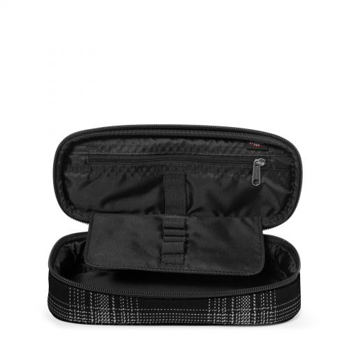 Oval Single Checked Dark Accessories by Eastpak