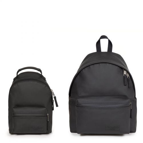 Orbit W Matte Black Backpacks by Eastpak