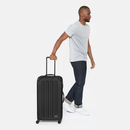 Tranzshell M Black Luggage by Eastpak - view 2