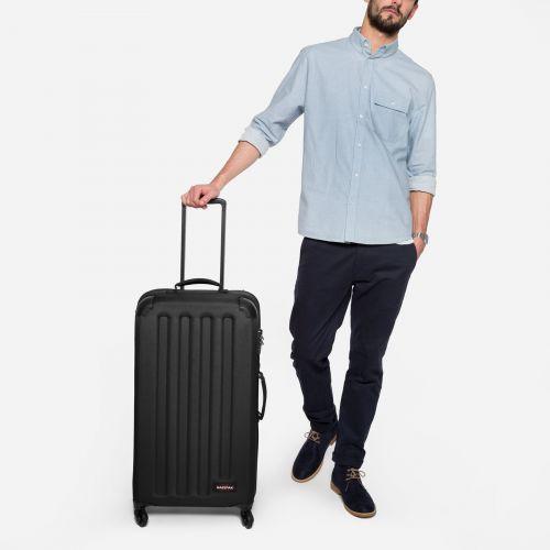 Tranzshell L Black Hard Luggage by Eastpak - view 1