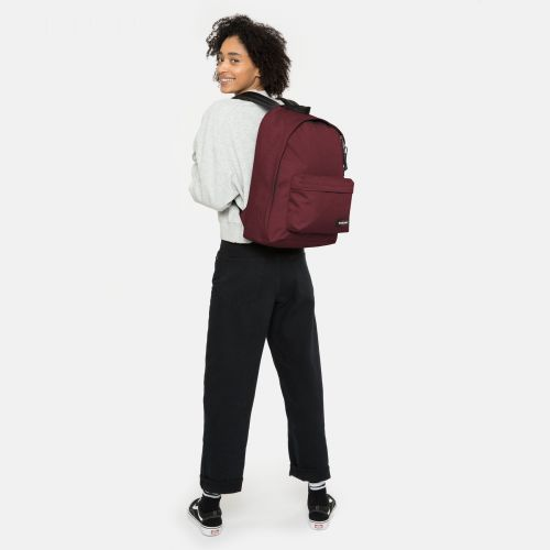 Out Of Office Crafty Wine Laptop by Eastpak