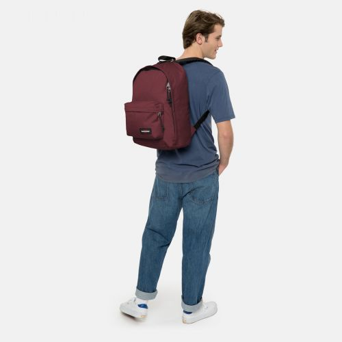 Out Of Office Crafty Wine Laptop by Eastpak - view 1