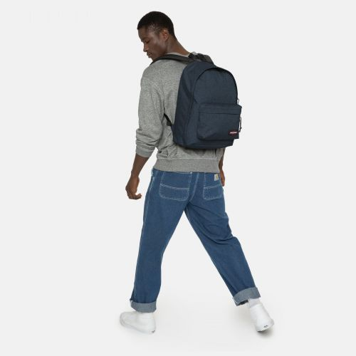 Out Of Office Triple Denim Study by Eastpak