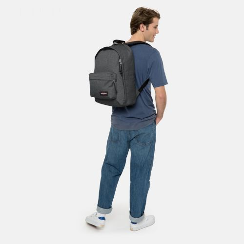 Out Of Office Black Denim Study by Eastpak - view 1