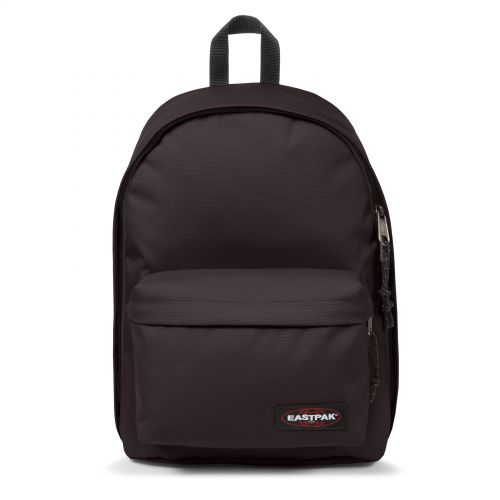 Out Of Office Earth Brown Backpacks by Eastpak