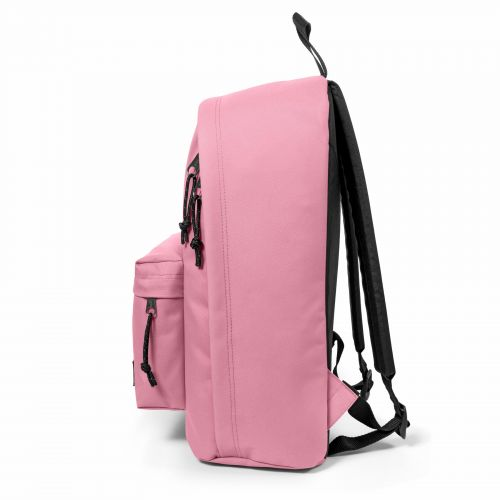Out Of Office Crystal Pink Backpacks by Eastpak